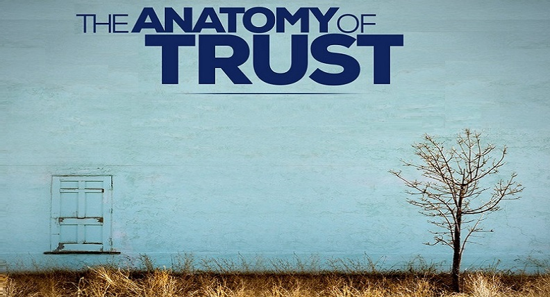 BRAVING: The Anatomy of Trust by Brené Brown